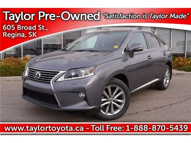 2015 Lexus RX350 Touring – Manager Special