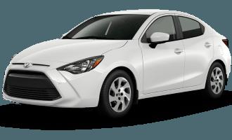 2018 Toyota Yaris Sedan