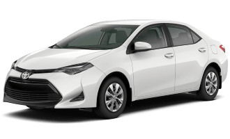 2018 Toyota Corolla CE 6M