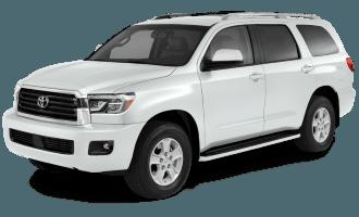 2018 Toyota Sequoia 4WD SR5 5.7L