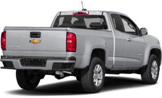 2017 Chevrolet Colorado LT 4x2 Extended Cab