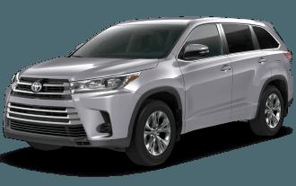 2018 Toyota Highlander - LE V6 FWD