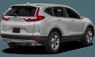 2017 Honda CR-V - LX 4dr FWD