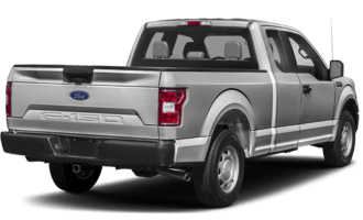2018 Ford F-150 XLT 4x2 SuperCab