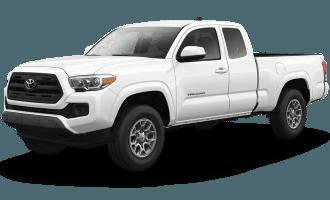 2017 Toyota Tacoma 4X2 Access CAB 6A