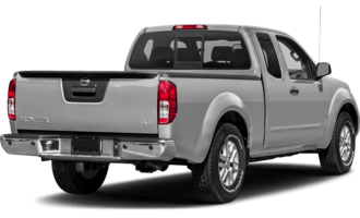 2017 Nissan Frontier SV 4x2 King Cab