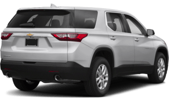 2018 Chevrolet Traverse - LS Front-wheel Drive