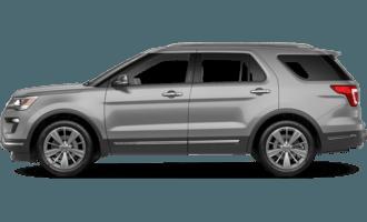 2018 Ford Explorer - XLT 4dr 4x4