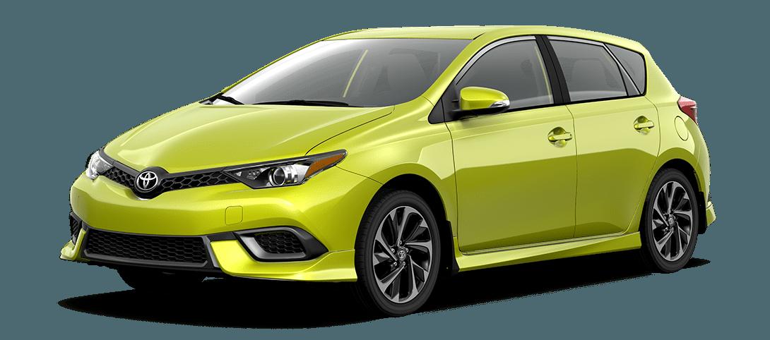 Corolla iM – fun, sporty and practical!