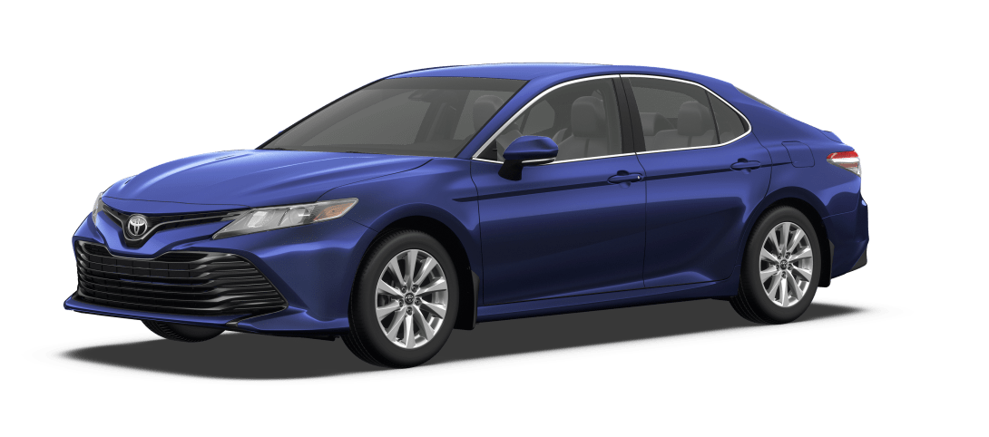 Camry LE – Reliable, smooth riding and comfortable