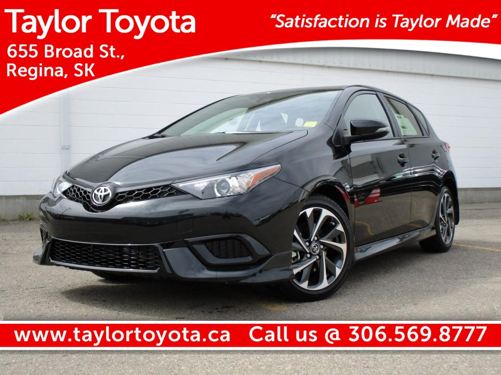 Corolla iM – fun, sporty and practical!
