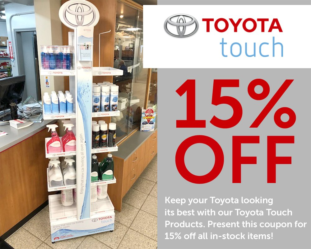 Keep Your Toyota Looking New!