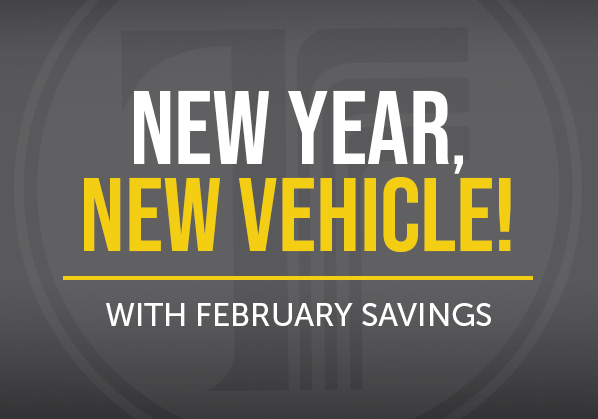New Year Savings Continue In February
