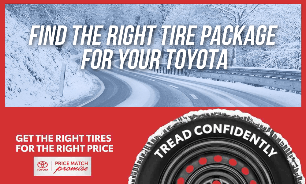 Find Your Winter Tire Package